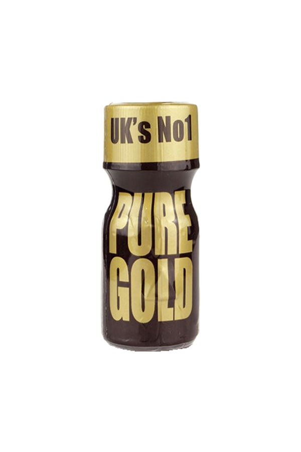 Pure Gold Poppers